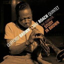 Clifford Brown/Max Roach Quintet / Complete Study In Brown + 1 Bonus Track (輸入盤CD)(クリフォード・ブラウン&マックス・ローチ)