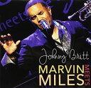 R & B, Disco Music - 【メール便送料無料】Johnny Britt / Marvin Meets Miles (輸入盤CD)【K2016/6/12発売】