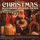 【メール便送料無料】VA / Christmas Bluegrass Power Picks - Picking (輸入盤CD)【K2016/11/4発売】