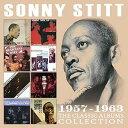 【メール便送料無料】Sonny Stitt / Classic Albums Collection 1957-1963 (輸入盤CD)【K2017/2/10発売】 (ソニー・スティット)