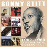 Sonny Stitt / Classic Albums Collection 1957-1963 (輸入盤CD)【K2017/2/10発売】 (ソニー・スティット)