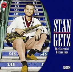 【メール便送料無料】Stan Getz / Essential Recordings (輸入盤CD)【K2017/2/3発売】(スタン・ゲッツ)