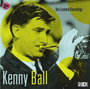 【メール便送料無料】Kenny Ball / Essential Recordings (輸入盤CD)【★】【K2016/8/5発売】(ケニー・ボール)