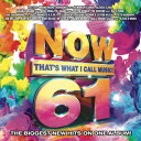 【メール便送料無料】VA / Now That's What I Call Music 61 (輸入盤CD)【K2017/1/27発売】