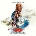【メール便送料無料】Brian Tyler / XXX: Return Of Xander Cage (輸入盤CD)【K2017/2/17発売】 (ブライアン・タイラー)