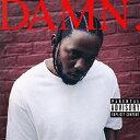 【メール便送料無料】Kendrick Lamar / Damn. (輸入盤CD)【K2017/4/14発売】(ケンドリック・ラマー)【★】