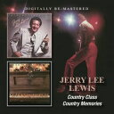 CD - 【メール便送料無料】Jerry Lee Lewis / Country Class/Country Memories (輸入盤CD)( ジェリー・リー・ルイス)