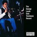 其它 - 【メール便送料無料】George Lewis / Solo Trombone (輸入盤CD)(ジョージ・ルイス)