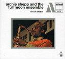 其它 - 【メール便送料無料】Archie Shepp / Live In Antibes (輸入盤CD)(アーチー・シェップ)