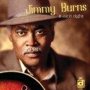 爵士 - 【メール便送料無料】Jimmy Burns / It Ain't Right (輸入盤CD)(ジミー・バーンズ)