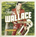 Fork, Country - 【メール便送料無料】Jerry Wallace / Shutters & Boards: Challenge Singles 1957-1962 (輸入盤CD)【K2016/10/21発売】