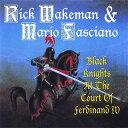 Lock, Pops - 【輸入盤CD】【ネコポス送料無料】Rick Wakeman/Mario Faciano / Black Knights At The Court Of Ferdinand 4th 【K2016/9/9発売】(リック・ウェイクマン)