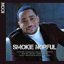 【メール便送料無料】Smokie Norful / Icon (輸入盤CD)【K2016/10/21発売】(スモーキー・ノーフル)