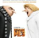 【メール便送料無料】Soundtrack / Despicable Me 3 (輸入盤CD)【K2017/6/23発売】(怪盗グルーのミニオン大脱走)