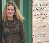 【メール便送料無料】Connie Dover / Restless Angel (Ranch Girl Love Lyrics) (輸入盤CD)【K2016/5/13発売】
