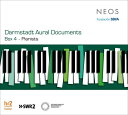 古典 - 【送料無料】VA / Darmstadt Aural Documents - Box 4 (輸入盤CD)【K2016/8/5発売】