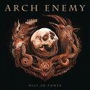 【メール便送料無料】Arch Enemy / Will To Power(輸入盤CD)【K2017/9/8発売】(アーチ エネミー)