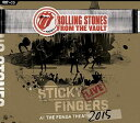 【メール便送料無料】Rolling Stones / From The Vault - Sticky Fingers: Live At Fonda Theater 2015 (w/DVD) (輸入盤CD)【K2017/9/29発売】(ローリング・ストーンズ)