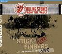 【メール便送料無料】Rolling Stones / From The Vault - Sticky Fingers: Live At Fonda Theater 2015 (w/Blu-ray) (輸入盤CD)【K2017/9/29発売】(ローリング・ストーンズ)