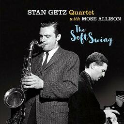 【メール便送料無料】Stan Getz / Soft Swing + 11 Bonus Tracks (w/Book) (輸入盤CD)【K2017/8/11発売】(スタン・ゲッツ)