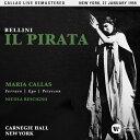 【メール便送料無料】Maria Callas / Bellini: Il Pirata (New York 27/01/1959) (輸入盤...