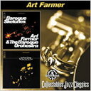 Other - 【メール便送料無料】ART FARMER / BAROQUE SKETCHES/TIME & PLACE (輸入盤CD) (アート・ファーマー)