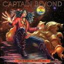 【メール便送料無料】Captain Beyond / Live In Texas - October 6, 1973 (輸入盤CD)(キャプテン ビヨンド)