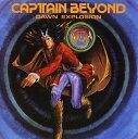 【メール便送料無料】Captain Beyond / Dawn Explosion (輸入盤CD)(キャプテン ビヨンド)