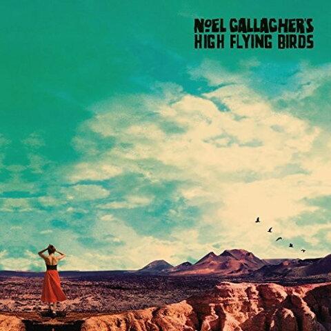 【メール便送料無料】Noel Gallagher (High Flying Birds) / Who Built The Moon (輸入盤CD)【K2017/11/24発売】(ノエル・ギャラガー)