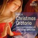 【輸入盤CD】【ネコポス送料無料】Bach/Gardiner/English Baroque Soloists / Christmas Oratorio