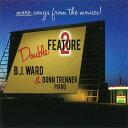 其它 - 【メール便送料無料】B.J. Ward / Double Feature 2 (輸入盤CD)