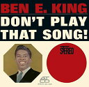 Other - 【メール便送料無料】Ben E. King / Don't Play That Song (輸入盤CD)(ベン・E.キング)