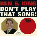 R & B, Disco Music - 【メール便送料無料】Ben E. King / Don't Play That Song (輸入盤CD)(ベン・E.キング)