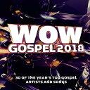 【メール便送料無料】VA / Wow Gospel 2018 (輸入盤CD)【K2018/1/26発