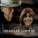 【輸入盤CD】【ネコポス送料無料】Charlie Louvin / Hickory Wind: Live At The Gram Parsons Guitar Pull (チャーリー ルーヴィン)