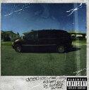 【メール便送料無料】Kendrick Lamar / Good Kid: M.A.A.D City (Deluxe Edition) (輸入盤CD)(ケンドリック・ラマー)