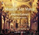 【メール便送料無料】Gabrieli/Ensemble Officium/Rombach / Music At San Marco - Andrea Gabrieli: Sacrae (輸入盤CD)