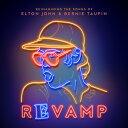 【メール便送料無料】VA / Revamp: Songs Of Elton John & Bernie Taupin (輸入盤CD)【K2018/4/6発売】