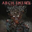 【メール便送料無料】Arch Enemy / Covered In Blood (輸入盤CD)【K2019/1/18発売】(アーチ エネミー)