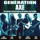 Vai/Wylde/Malmsteen/Bettencourt/Abasi / Generation Axe: Guitars That Destroyed That World