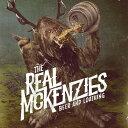 【輸入盤CD】Real McKenzies / Beer And Loathing【K2020/7/24発売】(リアル・マッケンジー)