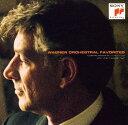 Orchestral Music - 【メール便送料無料】ワーグナー:序曲・前奏曲集 バーンスタイン / NYP[CD]
