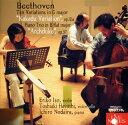 Chamber Music - 【メール便送料無料】ベートーヴェン:ピアノ・トリオ第7番「大公」 / カカドゥ変奏曲 野平一郎(P)礒絵里子(VN)林俊昭(VC)[CD]