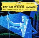 管弦樂 - 【メール便送料無料】ラヴェル:ダフニスとクロエ / ラ・ヴァルス ブーレーズ / BPO[CD]