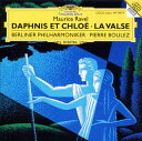Orchestral Music - 【メール便送料無料】ラヴェル:ダフニスとクロエ / ラ・ヴァルス ブーレーズ / BPO[CD]