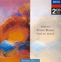 ドビュッシー:ベルガマスク組曲 / 組曲「子供の領分」 / 映像第1集・第2集 / 前奏曲第1巻 他 ロジェ(P)[CD][2枚組]