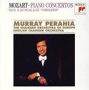 【国内盤CD】モーツァルト:ピアノ協奏曲第21番・第26番「戴冠式」 ペライア(指揮,P)ヨーロッパco.,ECO