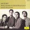 其它 - 【メール便送料無料】モーツァルト:弦楽四重奏曲第16番・第18番 エマーソンSQ[CD]