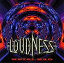 【メール便送料無料】LOUDNESS / METAL MAD CD