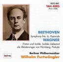 【メール便送料無料】ベートーヴェン:交響曲第6番「田園」 / ワーグナー;前奏曲と愛の死 他 フルトヴェングラー / BPO[CD]